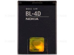 باتری اصلی نوکیا Nokia BL-4D Battery