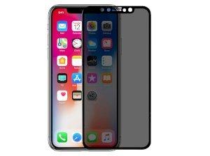 محافظ صفحه نمایش شیشه ای حریم شخصی نیلکین Nillkin 3D AP+ MAX Glass Apple iPhone X