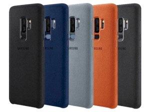 قاب محافظ سامسونگ اس 9 پلاس Samsung Galaxy S9 Plus Alcantara Cover