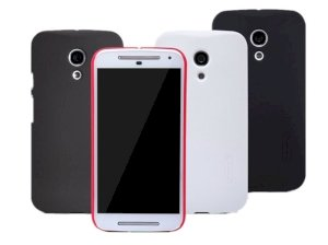 قاب محافظ نیلکین موتورولا Nillkin Frosted Shield Case Motorola Moto G2
