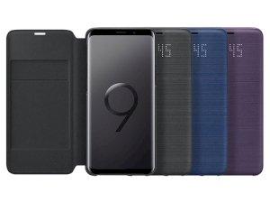 کاور ال ای دی اصلی سامسونگ گلکسی اس 9 Samsung Galaxy S9 LED View Cover