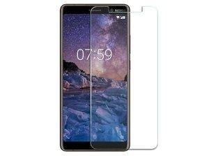 محافظ صفحه نمایش شیشه ای نوکیا Glass Screen Protector Nokia 7 Plus