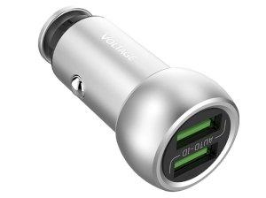 شارژر فندکی دو پورت ولتاژ Voltage VPE-C02 Car Charger