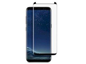 محافظ صفحه نمایش شیشه ای تمام صفحه سامسونگ Full Glass Screen SAMSUNG Galaxy S8