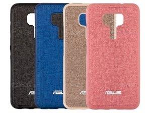 قاب محافظ طرح پارچه ای ایسوس Protective Cover Asus Zenfone 3 ZE520KL