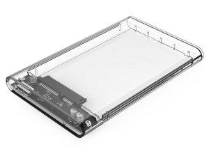 باکس هارد اینترنال به اکسترنال اوریکو Orico 2.5 inch USB3.0 Hard Drive Enclosure 2139U3