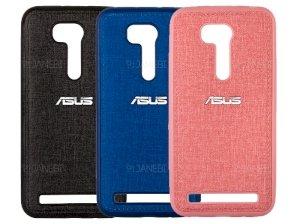 قاب محافظ طرح پارچه ای ایسوس Protective Cover Asus Zenfone Go ZB452KG