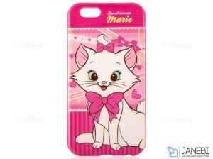 قاب محافظ فانتزی طرح گربه آیفون Apple iPhone 6/6S Cat Case