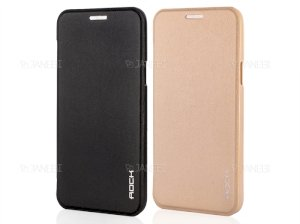 کیف محافظ راک سامسونگ Rock Touch Series Leather Case Samsung Galaxy Grand 3