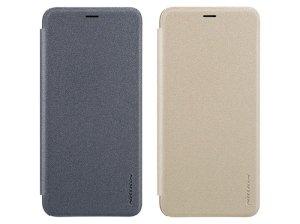 کیف نیلکین سامسونگ Nillkin Sparkle Leather Case Samsung Galaxy J6