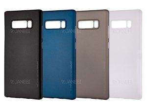 قاب محافظ نوت 8 مدل اسلیم Memumi Slim Series Samsung Galaxy Note 8