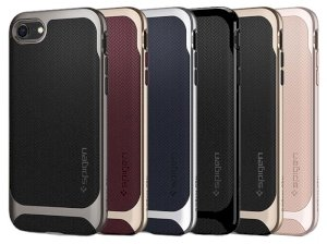قاب محافظ اسپیگن آیفون Spigen Neo Hybrid Herringbone Case Apple iPhone 8/7