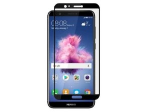 محافظ صفحه نمایش شیشه ای تمام چسب هواوی Full Glass Screen Protector Huawei P Smart/ Enjoy 7S