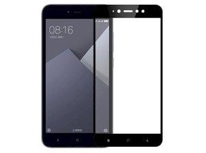 محافظ صفحه نمایش شیشه ای تمام چسب شیائومی Full Glass Screen Protector Xiaomi Note 5A