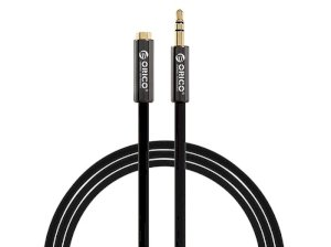 کابل افزایش طول صدا اوریکو Orico USB3.0 3.5 M to F Audio Cable FMC-10 1M