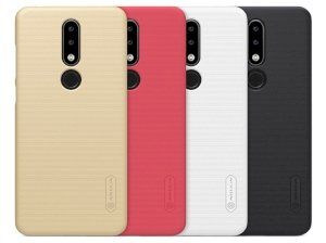 قاب محافظ نیلکین نوکیا Nillkin Super Frosted Shield Case Nokia 5.1 Plus/X5