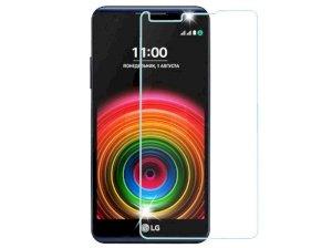 محافظ صفحه نمایش شیشه ای  Glass Screen Protector LG X Power