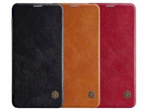 کیف چرمی نیلکین وان پلاس Nillkin Qin Leather Case OnePlus 6