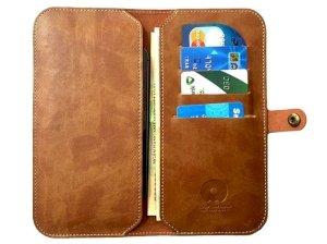 کیف چرمی نگهدارنده گوشی WUW P01 Mobile 6.2 Inch Bag