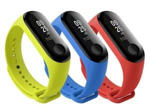 بند دستبند سلامتی Xiaomi Mi Band 3 Strap