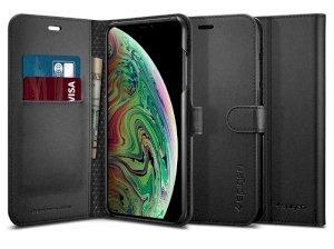 کیف اسپیگن آیفون Spigen Wallet S Case Apple iPhone XS Max