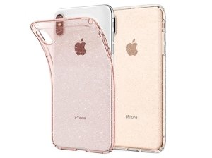 محافظ ژله ای اسپیگن آیفون Spigen Liquid Crystal Glitter Case Apple iPhone XS
