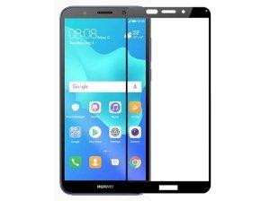 محافظ صفحه نمایش شیشه ای تمام چسب هواوی Full Glass Screen Protector Huawei Y5 Prime 2018