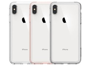 قاب محافظ اسپیگن آیفون Spigen Slim Armor Crystal Case Apple iPhone XS