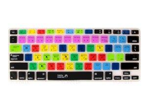 محافظ و راهنمای فتوشاپ کیبورد مک بوک Keyboard Sticker Shortcut MacBook 13.3