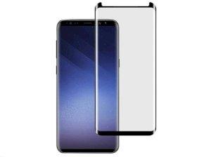 محافظ صفحه نمایش شیشه ای تمام چسب سامسونگ Full Glass Screen Op Protector Samsung Galaxy Note 9
