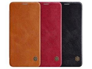 کیف چرمی نیلکین سامسونگ Nillkin Qin Leather Case Samsung A8 Star/ A9 Star