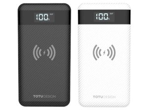 پاور بانک و شارژر وایرلس توتو Totu Wireless Charger 10000mAh Power Bank