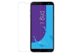 محافظ صفحه نمایش شیشه ای سامسونگ Glass Screen Protector Samsung Galaxy J6