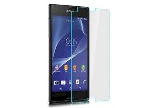 محافظ صفحه نمایش شیشه ای سونی Glass Screen Protector Sony Xperia Z3 Compact