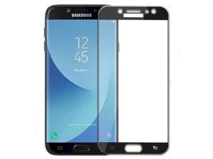 محافظ صفحه نمایش شیشه ای تمام چسب سامسونگ Full Glass Screen Protector Samsung Galaxy J3 Pro