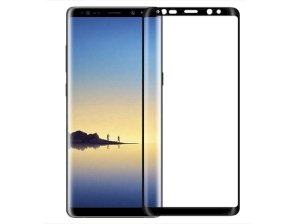 محافظ صفحه نمایش شیشه ای تمام چسب سامسونگ Mocoson Full Glue Glass Samsung Galaxy Note 8