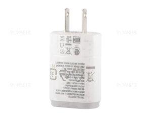 شارژر اصلی ال جی LG 1.2A MCS-01 Travel Charger Adapter