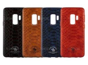 قاب محافظ چرمی پولو سامسونگ Polo Knight Case Samsung Galaxy S9 Plus