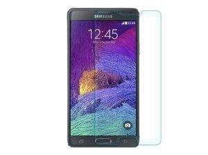 محافظ صفحه نمایش شیشه ای سامسونگ Glass Screen Protector Samsung Galaxy Note 4