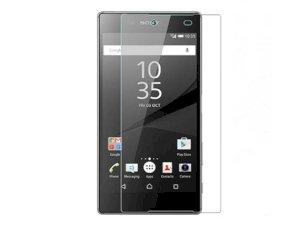 محافظ صفحه نمایش شیشه ای سونی  Glass Screen Protector Sony Xperia Z5
