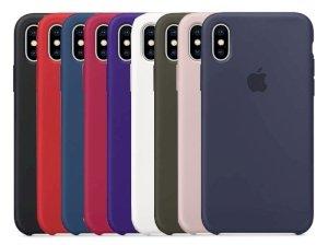 قاب محافظ سیلیکونی اپل آیفون Apple iPhone XS Max Silicone Case