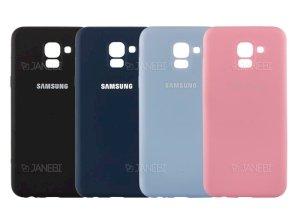 قاب ژله ای سامسونگ Jelly Cover Samsung Galaxy J6