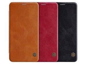 کیف چرمی نیلکین سامسونگ Nillkin Qin Leather Case Samsung Galaxy A7 2018