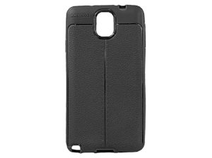 قاب ژله ای طرح چرم سامسونگ Auto Focus Jelly Case Samsung Galaxy Note 3