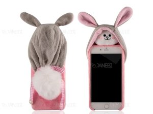 قاب عروسکی آیفون Rabbit Case Apple iPhone 7 Plus/8 Plus/6 Plus/6S Plus