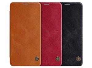 کیف چرمی نیلکین سامسونگ Nillkin Qin Leather Case Samsung A9 2018