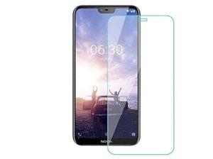 محافظ صفحه نمایش شیشه ای نوکیا RG Glass Screen Protector Nokia 6.1 Plus/Nokia X6