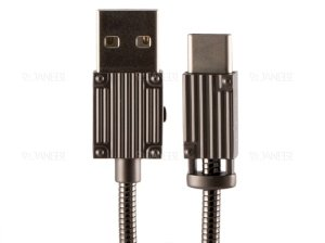 کابل فلزی تایپ سی ارلدام Earldom Type-c Cable EC-047C 1m
