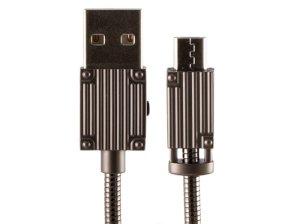 کابل فلزی میکرو یو اس بی ارلدام Earldom Micro USB Cable EC-047M 1m