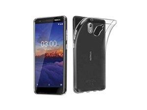 محافظ ژله ای 5 گرمی نوکیا Nokia 3.1 Jelly Cover 5gr